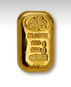 PAMP Suisse 100gm Casting Bar